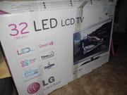 LED LG smart-телевизор